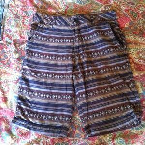 Retrofit men's shorts